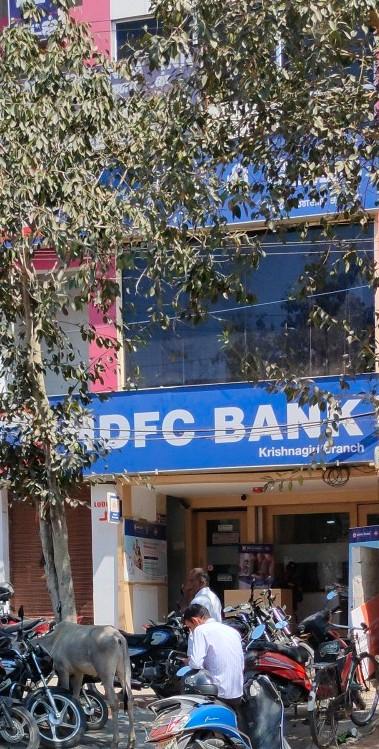 blood bank HDFC Bank near Krishnagiri Tamil Nadu