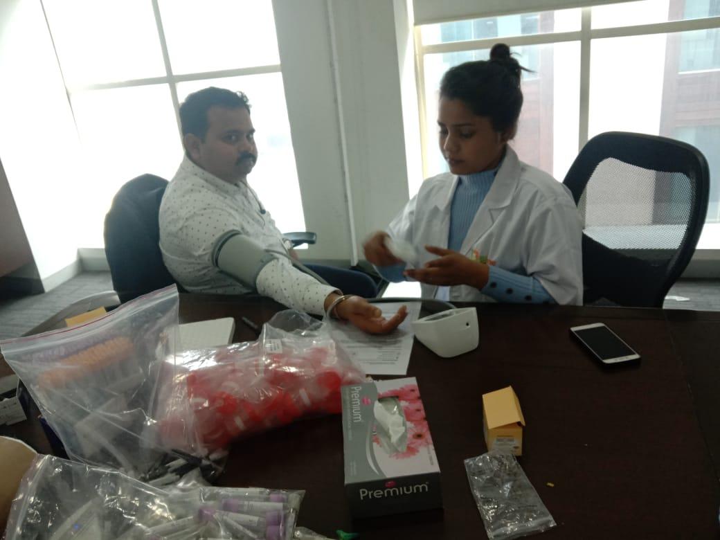 blood bank Thyrocare near Jaipur Rajasthan