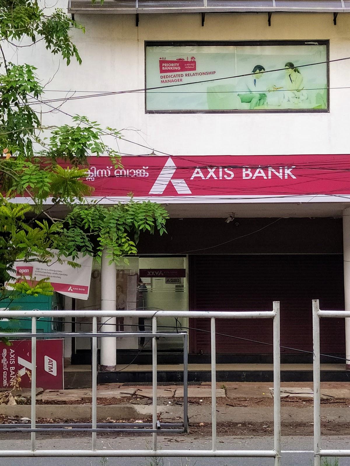 blood bank Axis Bank near Ernakulam Kerala