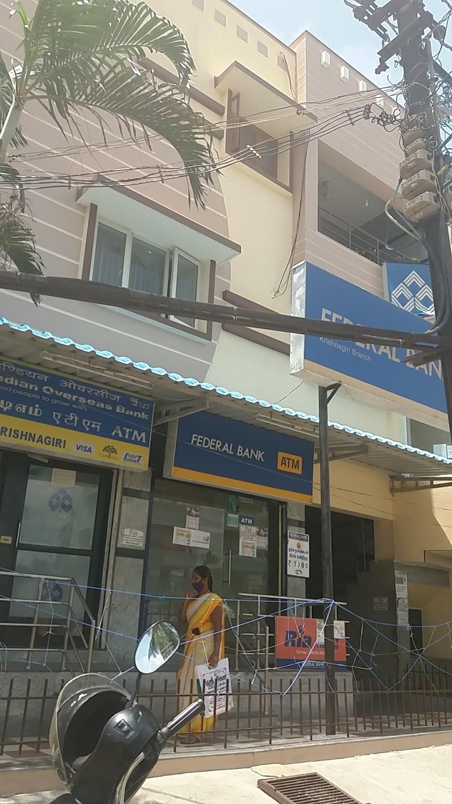 blood bank Indian Overseas Bank near Krishnagiri Tamil Nadu