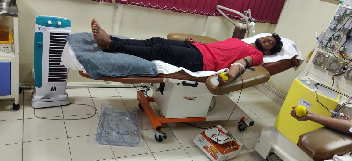 blood bank Mother Teresa Blood Centre| Thalassemia Blood Donation Centre near Hyderabad Telangana