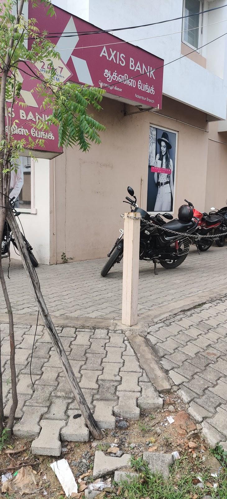 blood bank Axis Bank near West Mogappair Opposite Nolambur Police Station Tamil Nadu