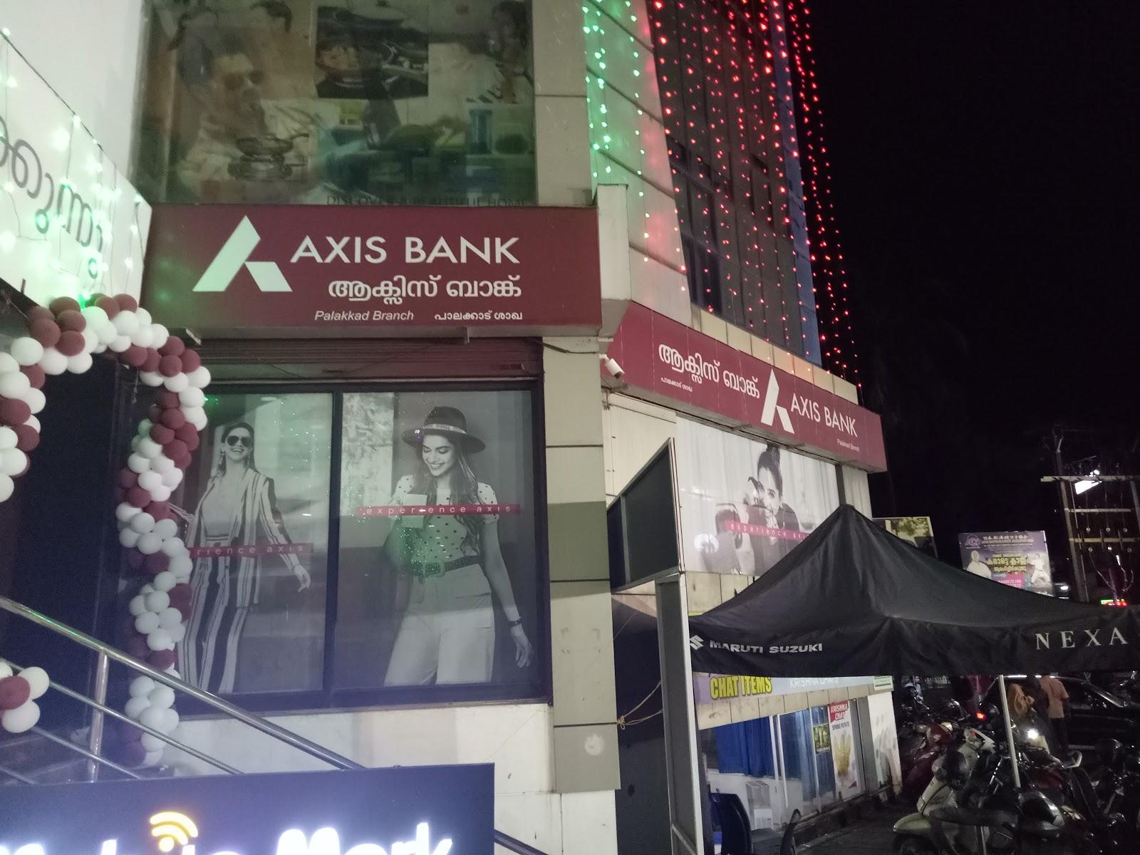 blood bank Axis Bank near Palakkad Kerala