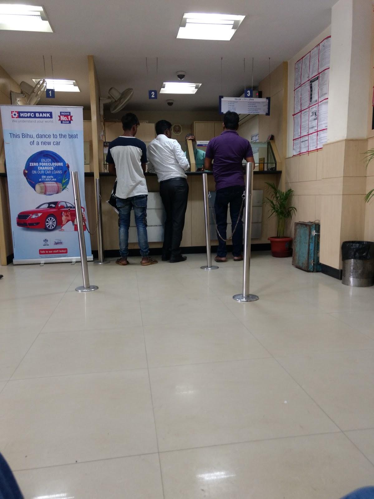 blood bank HDFC Bank near Birubari Assam
