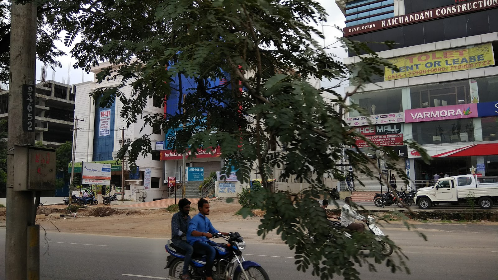 blood bank Indusind Bank near Bahadurguda Telangana