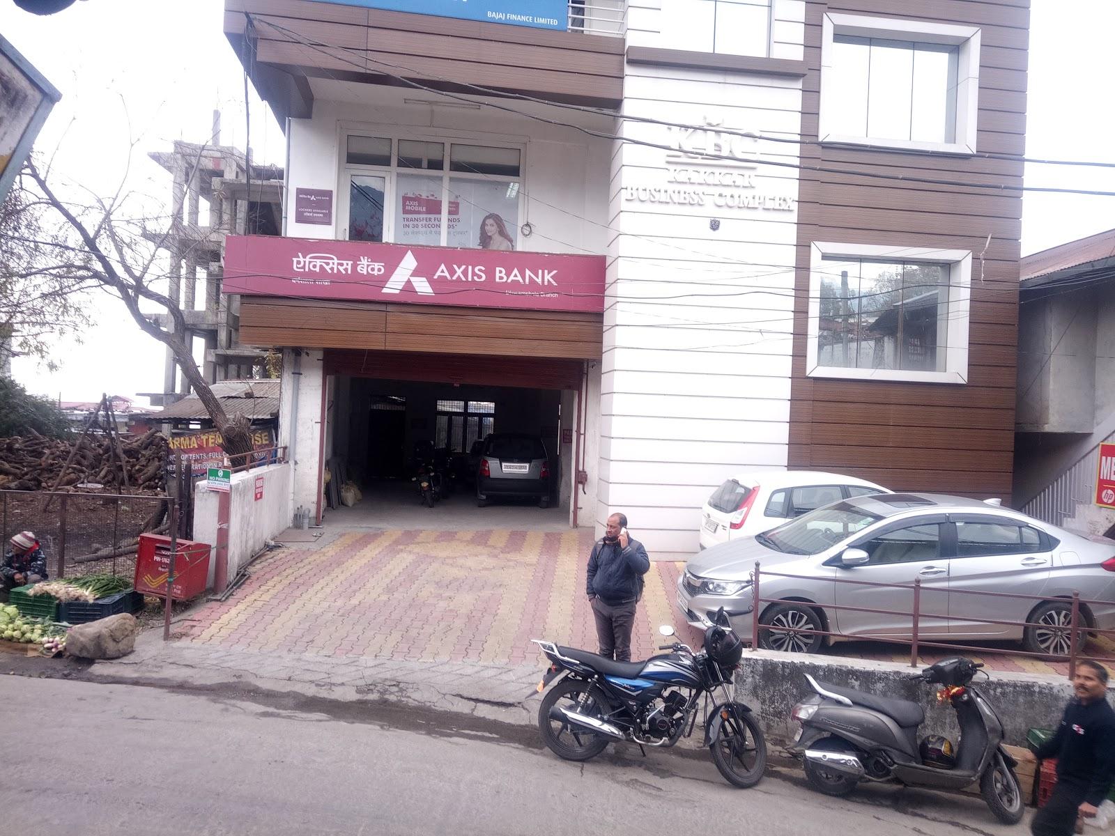 blood bank Axis Bank near Kangra Himachal Pradesh