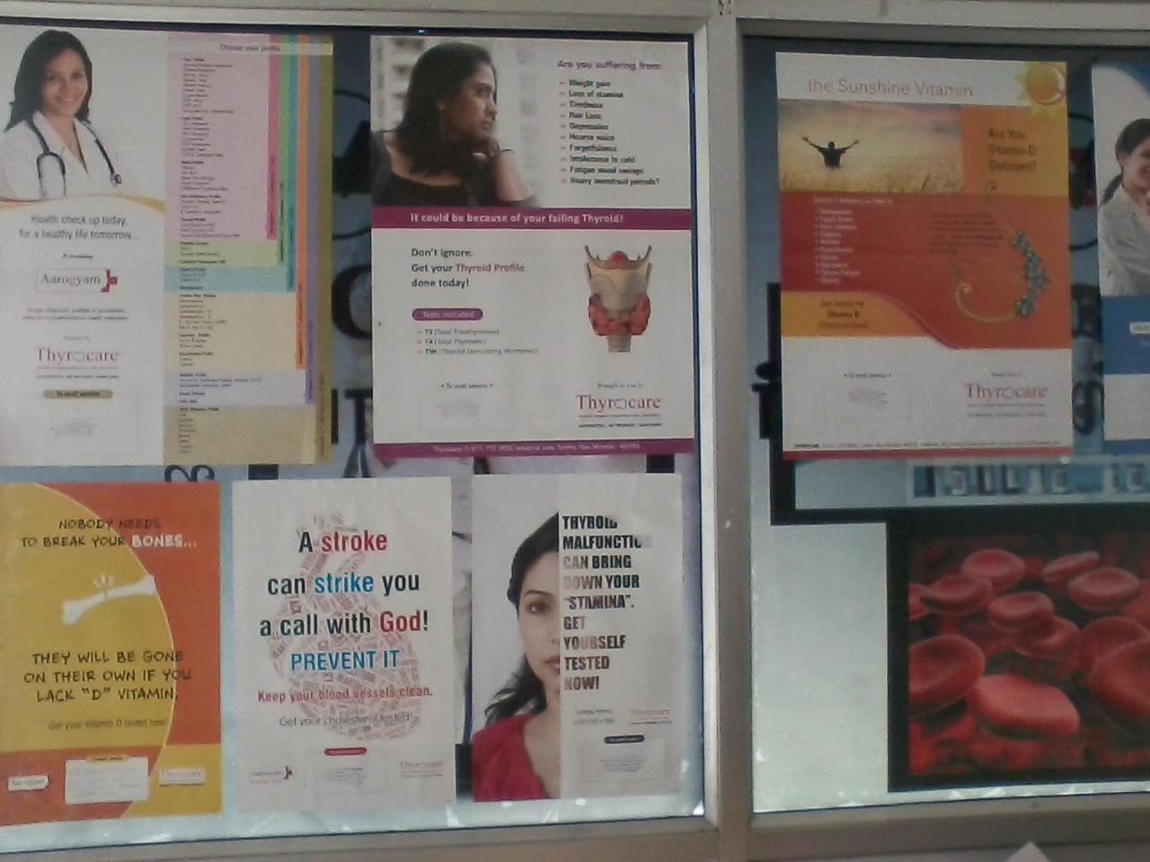 blood bank Thyrocare Collection Centre near Peelamedu Tamil Nadu