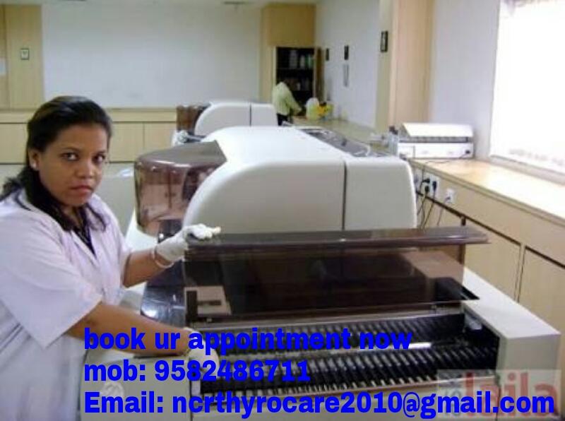 blood bank Thyrocare near Malviya Nagar Delhi