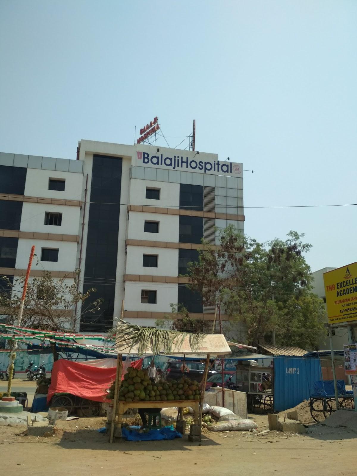 Sree Balaji Hospital or Renova Hospital Secunderabad Telangana