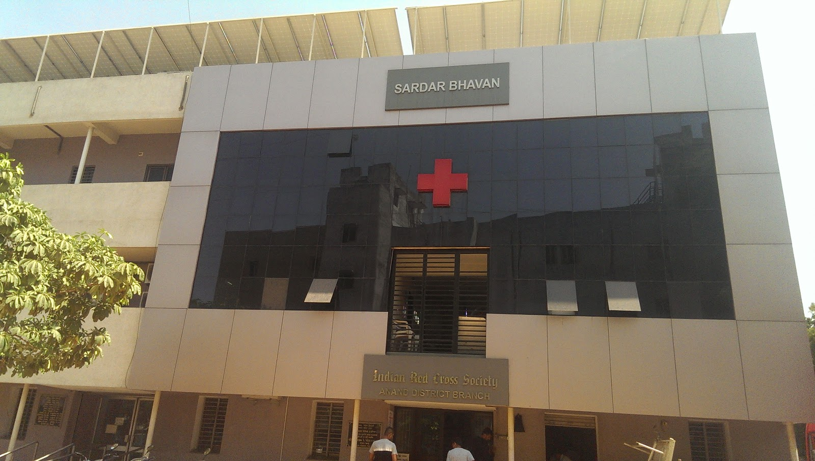 blood bank Indian Red Cross Society near Anand Gujarat