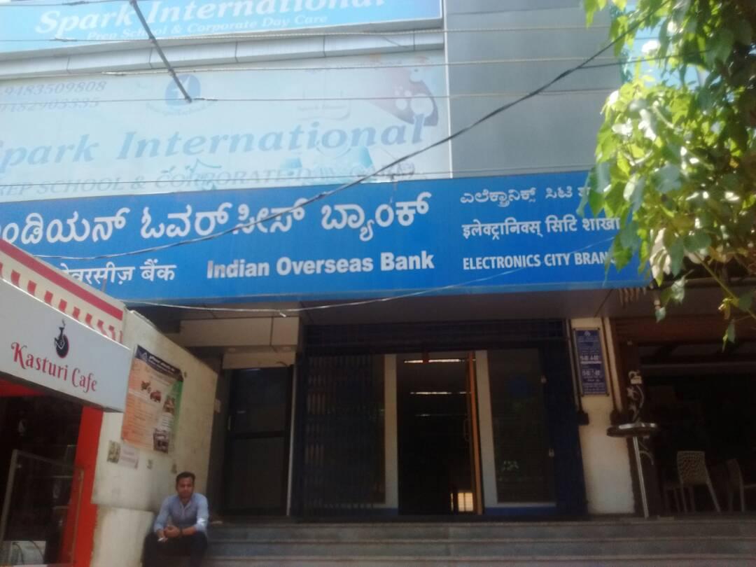 blood bank Indian Overseas Bank near Bengaluru Karnataka