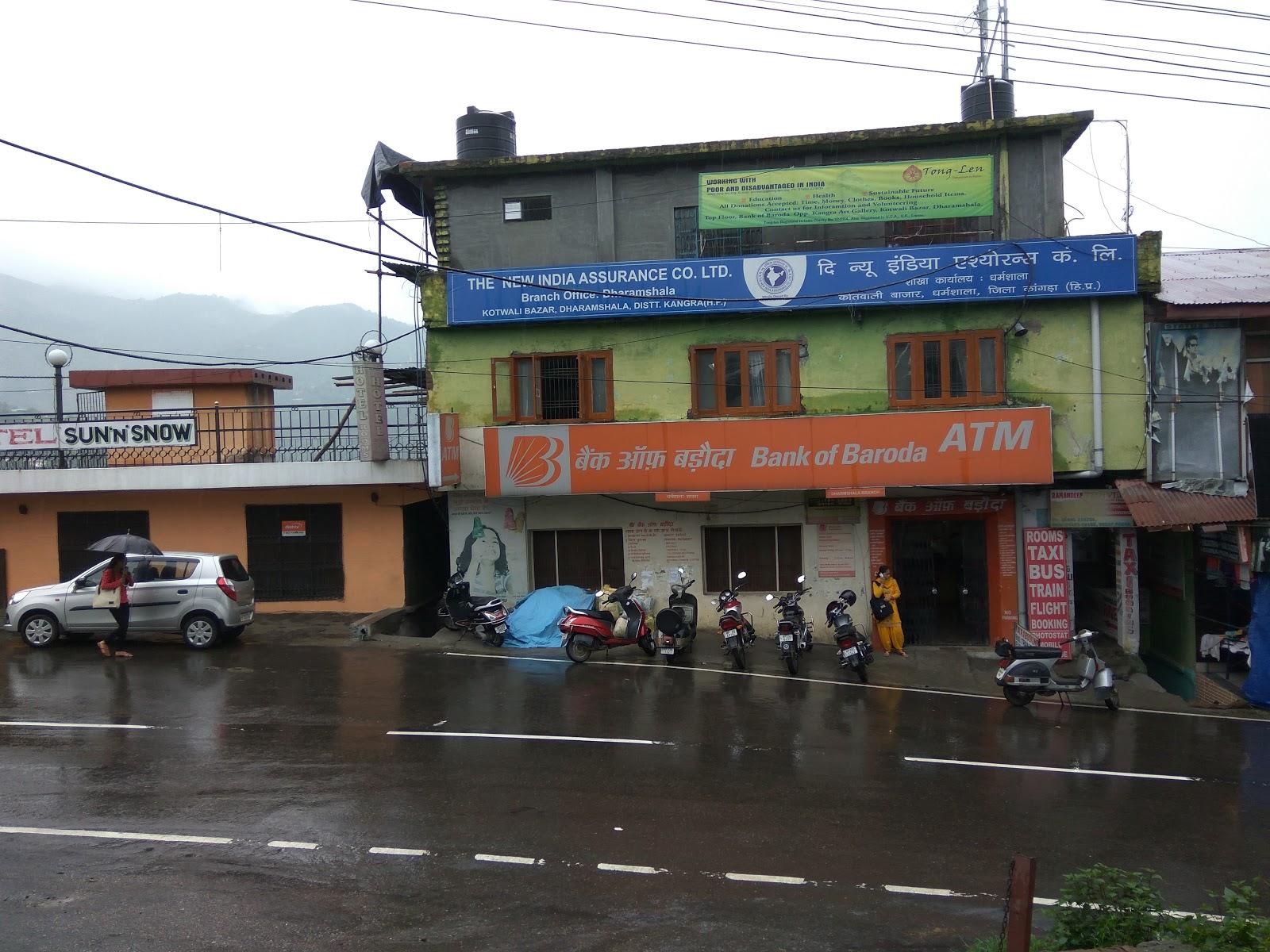 blood bank Bank Of Baroda near Dharamshala Himachal Pradesh