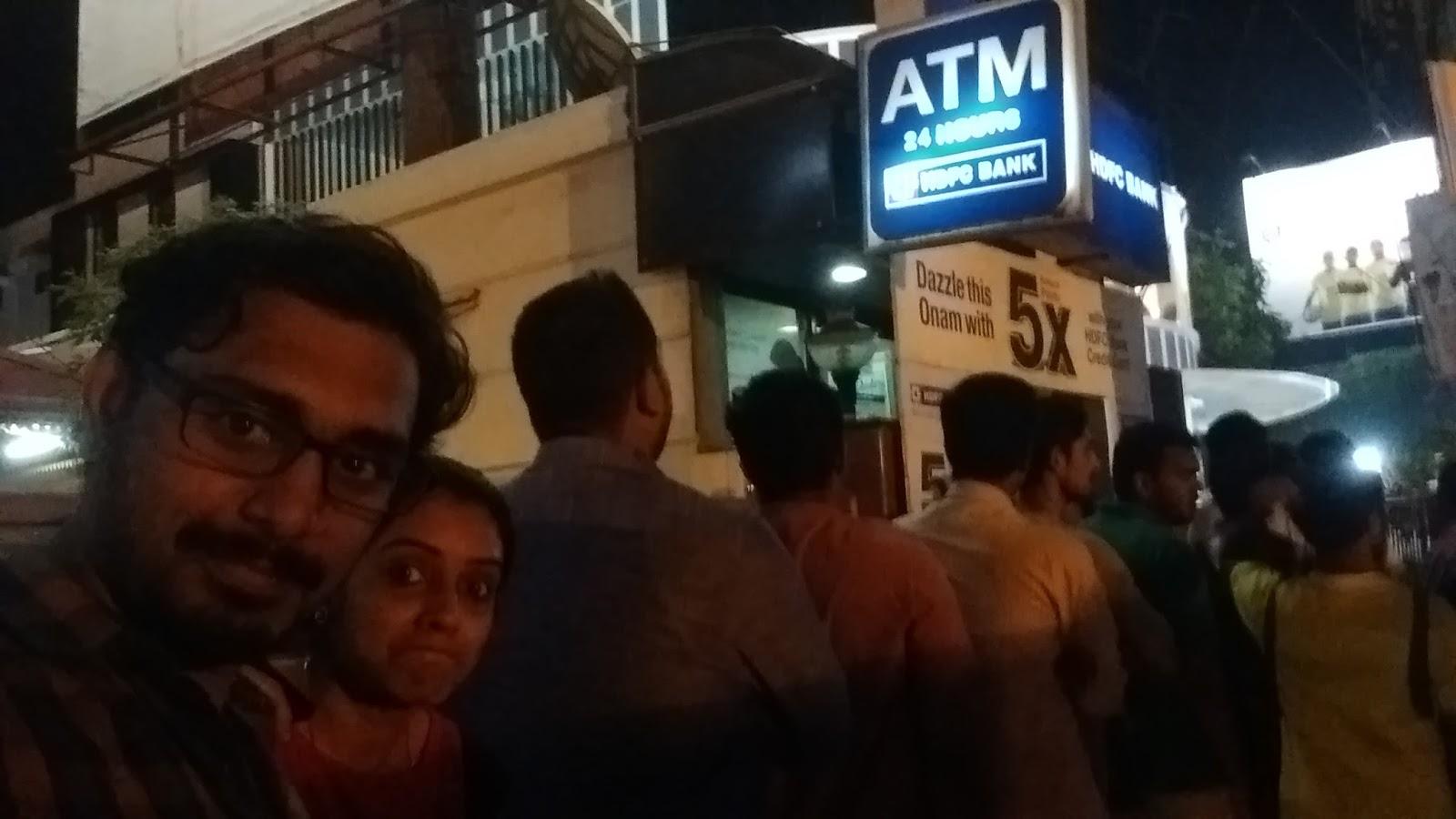 blood bank HDFC Bank ATM near Kochi Kerala