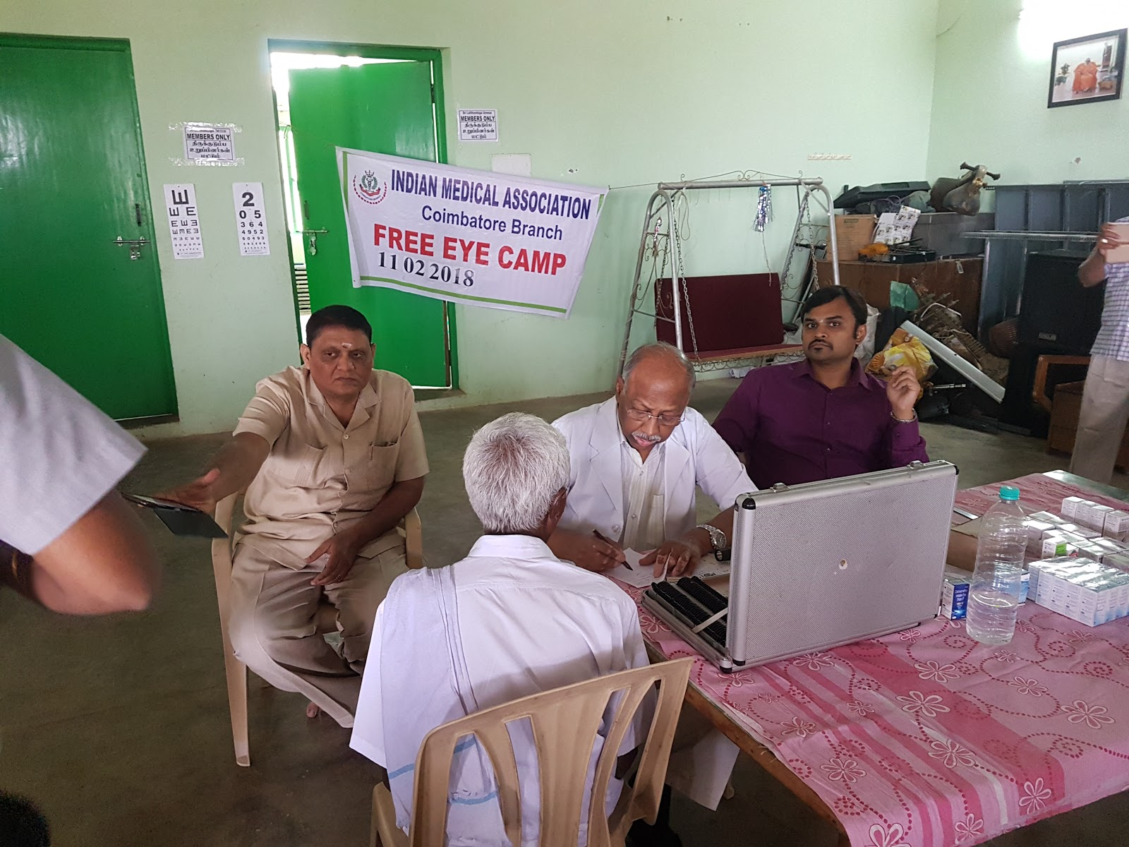 blood bank The Indian Medical Association-Coimbatore Branch near Coimbatore Tamil Nadu